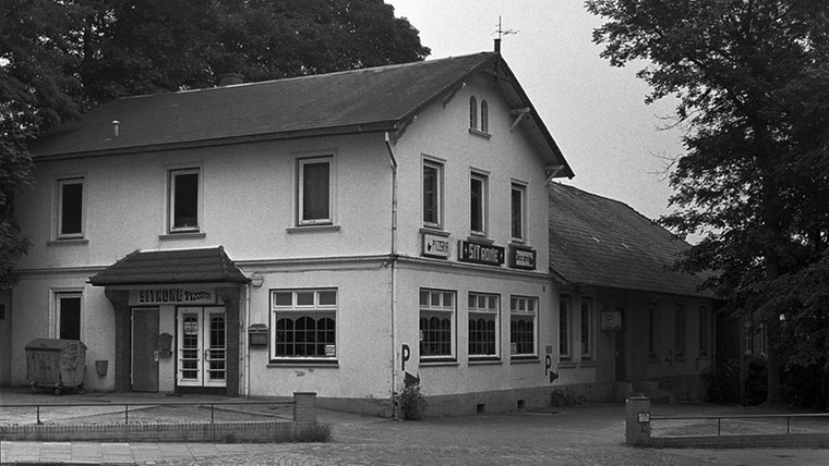 Der ehemalige Club Sitrone in Hamburg-Poppenbüttel, der später das Kir wurde. Fotograf: Michael Trappe